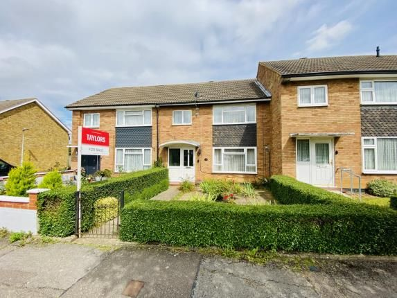 Thumbnail Terraced house for sale in Allison, Letchworth Garden City, Herts, England