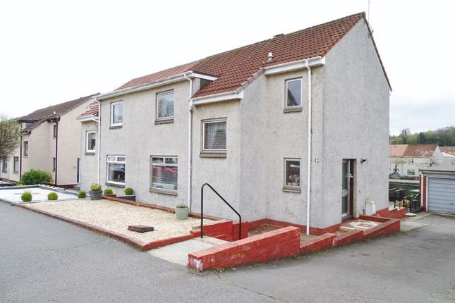 3 bed semi-detached house for sale in Tenacres, Sauchie, Alloa FK10