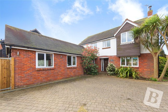 Detached house for sale in Broughton Road, South Woodham Ferrers, Chelmsford, Essex