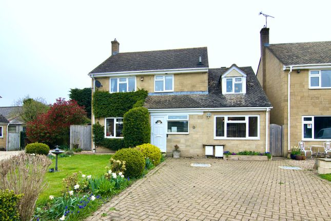 Thumbnail Detached house for sale in Woodlands Close, Milton-Under-Wychwood, Chipping Norton