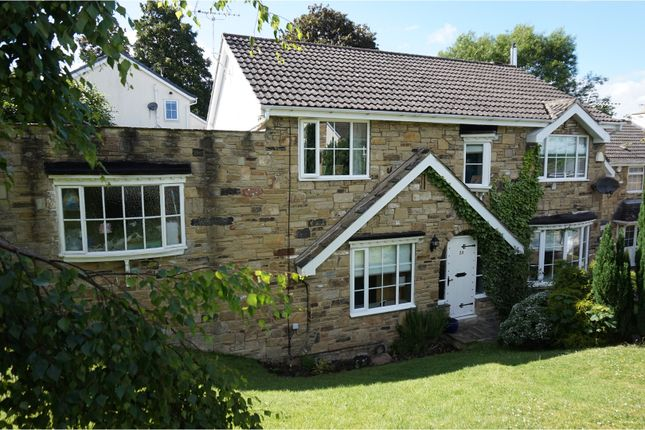 Thumbnail Detached house for sale in Hall Rise, Leeds