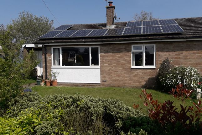 Thumbnail Bungalow for sale in St. Marys Close, South Walsham, Norwich