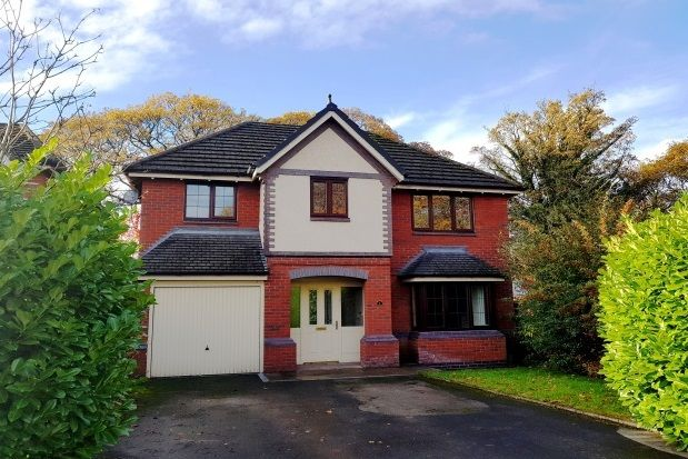 Thumbnail Detached house to rent in Glenside Drive, Woodley