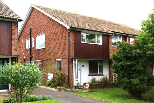 Thumbnail Flat to rent in Goring Road, Goring-By-Sea, Worthing