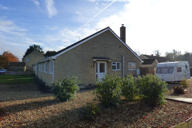 Thumbnail Bungalow for sale in Willow Grove, South Cerney, Cirencester, Gloucestershire