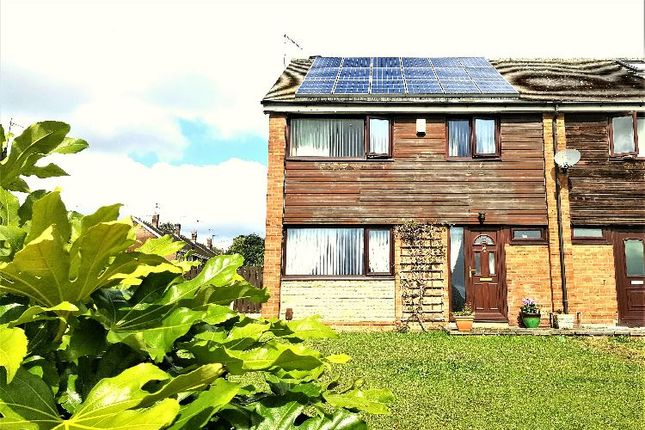 Thumbnail End terrace house for sale in Lapwater Road, Greasbrough, Rotherham