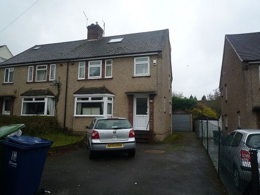 Thumbnail Semi-detached house to rent in Headley Way, Headington, Oxford