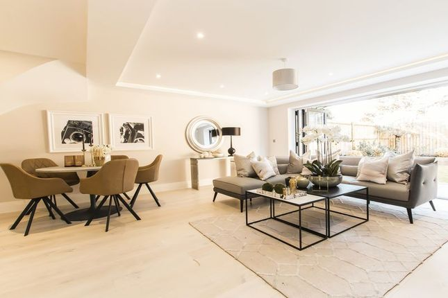 Thumbnail End terrace house for sale in Hainault Road, Chigwell