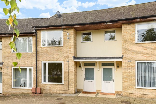 Thumbnail Terraced house to rent in Ferneley Crescent, Newmarket, Suffolk