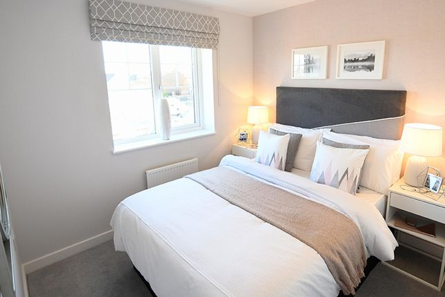 3 bedroom detached house for sale in The Caddington, Gibside, Chester-Le-Street, County Durham