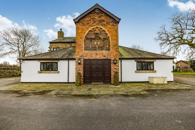 Thumbnail Detached house for sale in Whalley Road, Samlesbury, Preston, Lancashire