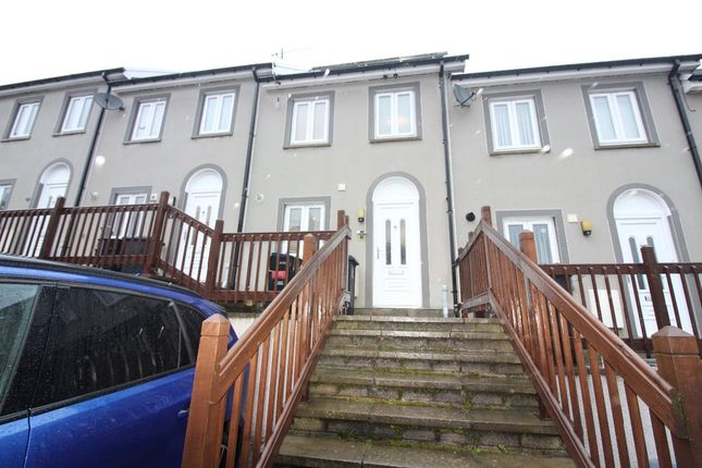 Thumbnail Detached house for sale in Prince Llewellyn Court, Tredegar