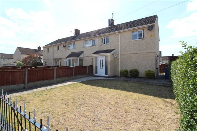Thumbnail End terrace house for sale in Harleston Walk, Kirkby, Liverpool