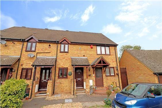 Thumbnail Terraced house for sale in Bloxworth Close, Wallington, Surrey
