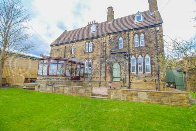 Thumbnail Detached house for sale in Russell Hall Lane, Queensbury, Bradford, West Yorkshire