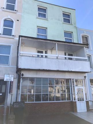 1 bed flat to rent in Cliff Terrace, Margate
