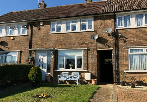 Thumbnail Terraced house for sale in Coram Green, Hutton, Brentwood, Essex