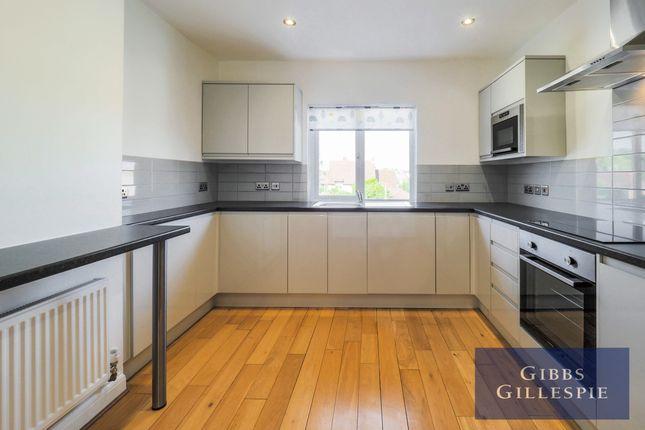 Thumbnail Flat to rent in High Road, Ickenham