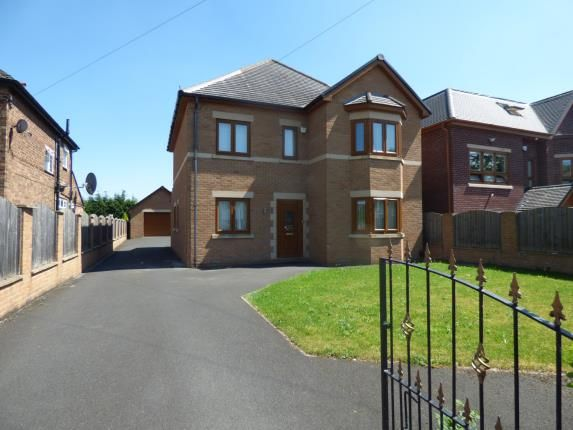 Thumbnail Detached house for sale in Withington Road, Chorlton Cum Hardy, Manchester, Greater Manchester