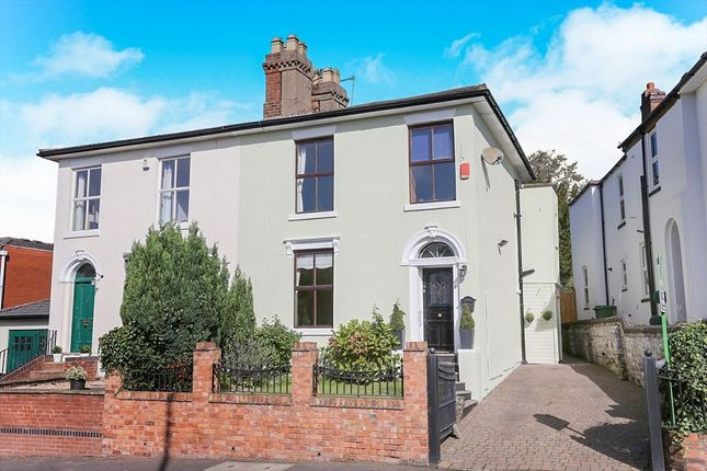 Thumbnail Semi-detached house for sale in Coalway Road, Wolverhampton