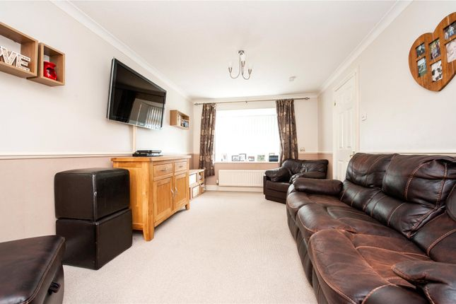 Thumbnail Semi-detached house for sale in Academy Drive, Darland, Kent