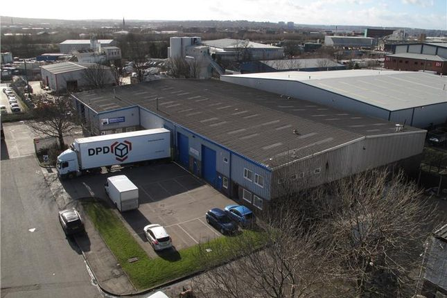 Light industrial to let in Unit C6, Cross Green Garth, Cross Green Industrial Estate, Leeds, West Yorkshire