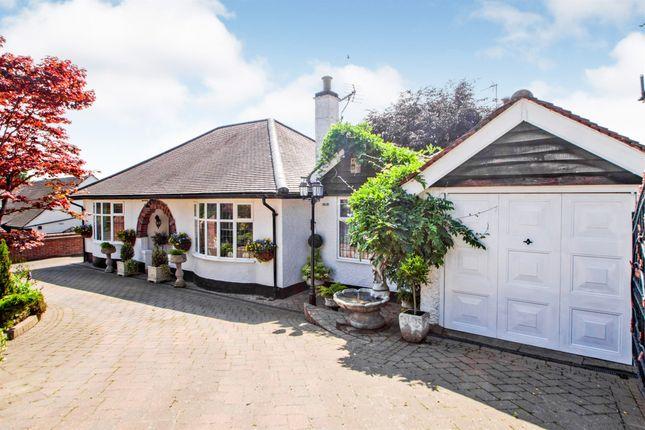 Thumbnail Detached bungalow for sale in Quarry Hill Road, Ilkeston