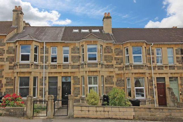 Thumbnail Terraced house to rent in King Edward Road, Bath