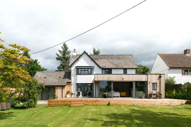 5 bed detached house for sale in Burghill, Hereford