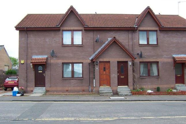 Thumbnail Flat to rent in Preston Terrace, Sauchie, Alloa