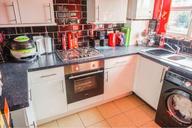 Kitchen of Hawksworth Crescent, Chelmsley Wood, Birmingham B37