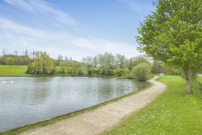Thumbnail Flat for sale in The Penthouse, Waterpark View, Hemsworth, Pontefract
