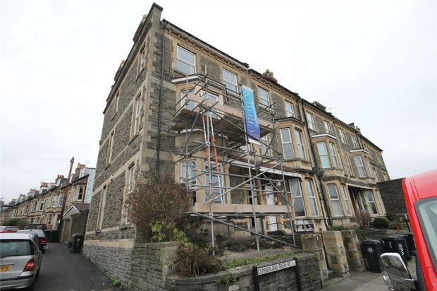 Thumbnail Room to rent in Cumberland Basin Road, Bristol