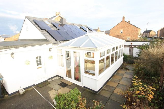 Thumbnail Detached bungalow for sale in Leeming Lane, Leeming Bar, Northallerton