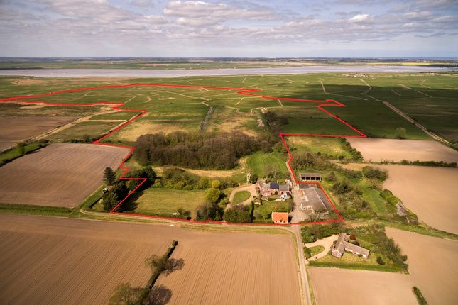 Thumbnail Land for sale in Market Road, Bradwell, Great Yarmouth