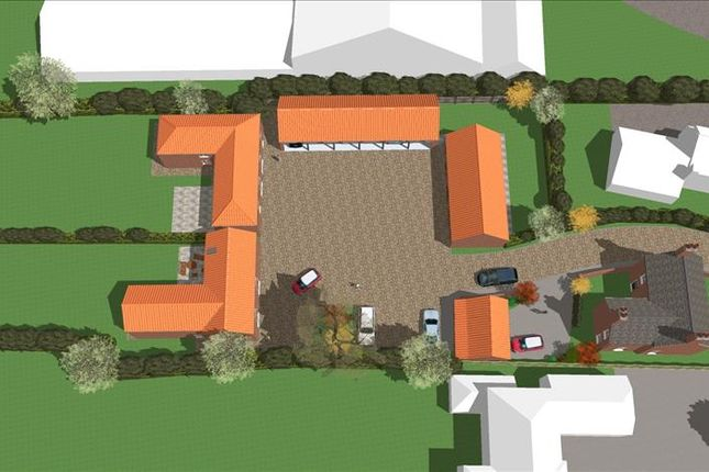 Thumbnail Land for sale in Station Road, Waddington, Lincoln