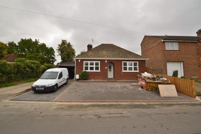 Thumbnail Detached bungalow to rent in Mackenders Lane, Eccles, Aylesford