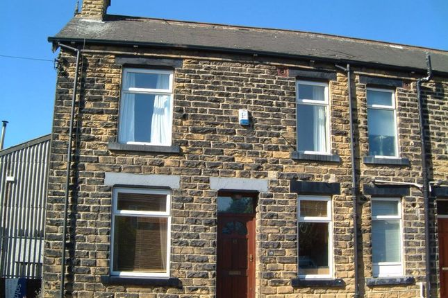 Thumbnail End terrace house to rent in Nora Place, Bramley, Leeds