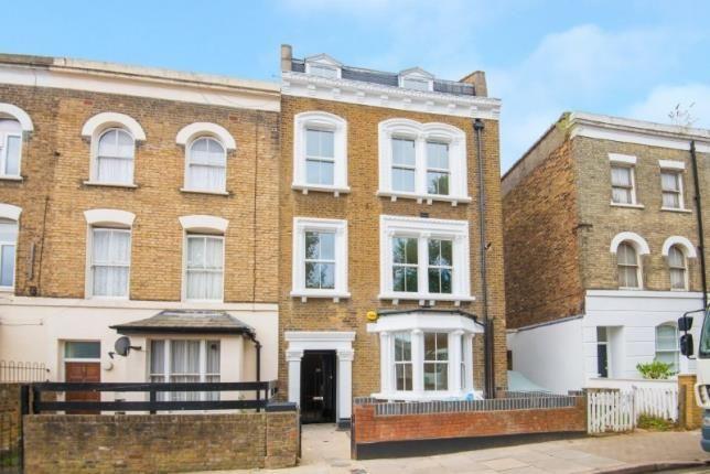 Thumbnail Maisonette for sale in Mulkern Road, London
