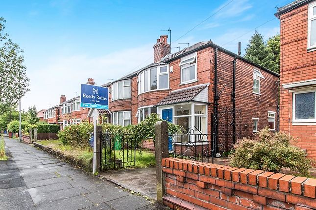 Thumbnail Semi-detached house for sale in Brookleigh Road, Withington, Manchester