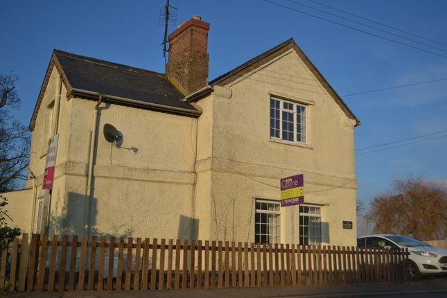 Thumbnail Detached house to rent in Benwick Road, Doddington