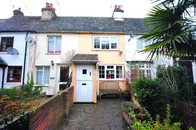 Thumbnail Terraced house to rent in Stansted Road, Bishops Stortford, Hertfordshire
