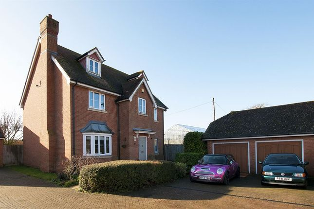 Thumbnail Detached house for sale in Brogdale Place, Faversham