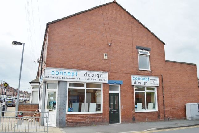 Thumbnail Flat for sale in Lower Oxford Street, Castleford