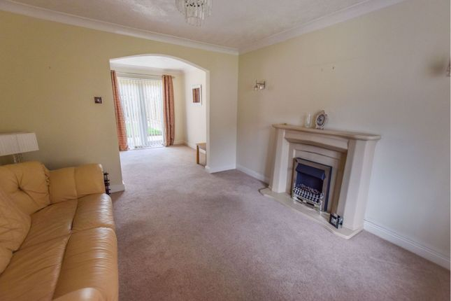 Lounge of Burrington Drive, Trentham, Stoke-On-Trent ST4