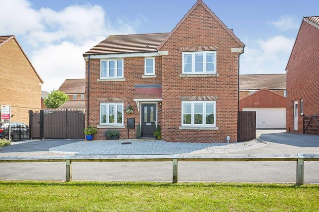 Thumbnail Detached house for sale in Holly Drive, Hessle