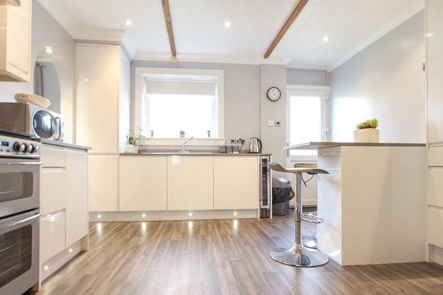 Thumbnail Terraced house for sale in Hillylands Road, Aberdeen