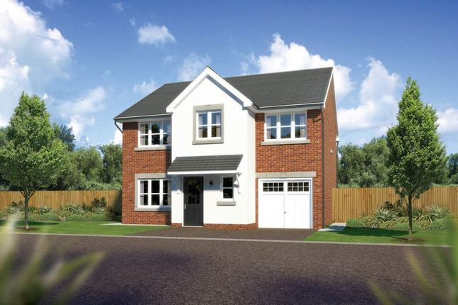 """Thumbnail 5 bed detached house for sale in """"Heddon"""" at Arrowe Park Road, Upton, Wirral"""
