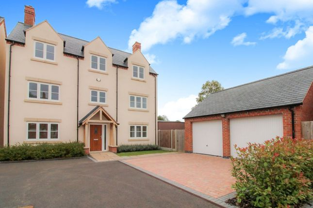 Thumbnail Detached house for sale in Main Street, Ullesthorpe
