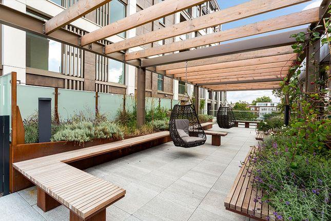 Roof Terrace of 83-89 Upper Richmond Road, London SW15